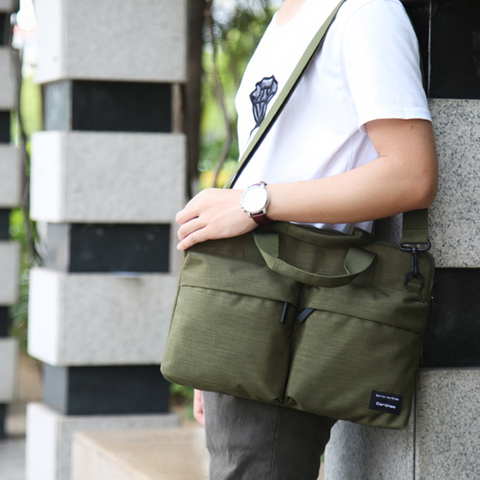 Cartinoe Laptop Fit Series Army Green