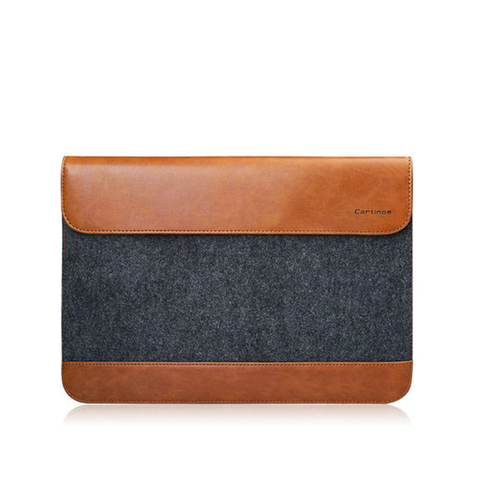 Cartinoe Macbook Trumchi Series Brown