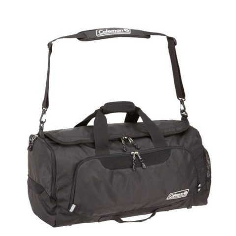 Coleman 2 Way Boston Bag 50L Black