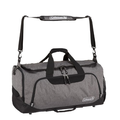 Coleman 2 Way Boston Bag 50L Grey