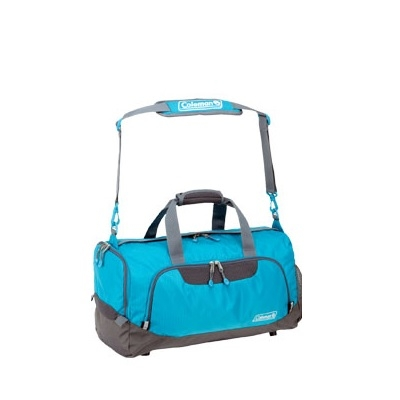 Coleman 2 Way Boston Bag 35L Pale Blue