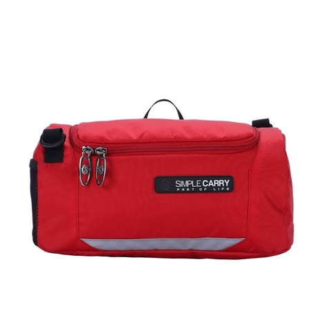 Túi Simplecarry Credo City Pouch Red