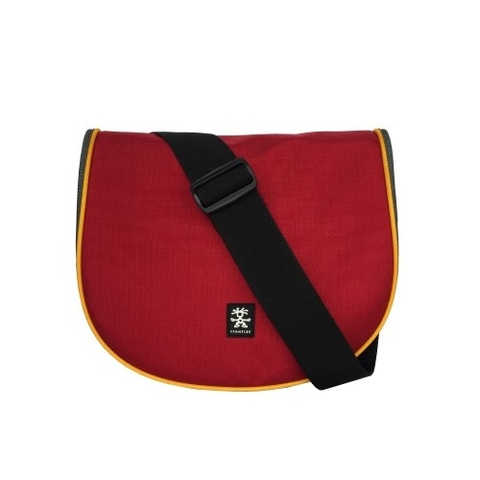 Crumpler Innocent Bystander Messenger Bag Red