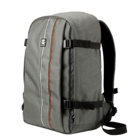 Crumpler Jackpack Full Photo Backpack Grey