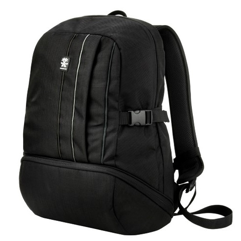 Crumpler Jackpack Half Photo Backpack Black