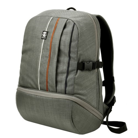 Crumpler Jackpack Half Photo Backpack Grey