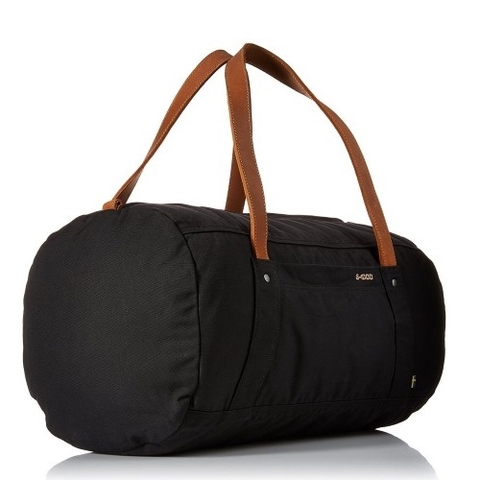Fjallraven Duffel No.4 Large Black