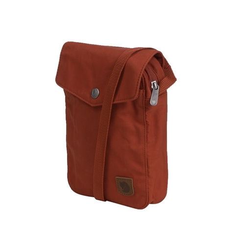 Fjallraven Greenland Pocket Cabin Red
