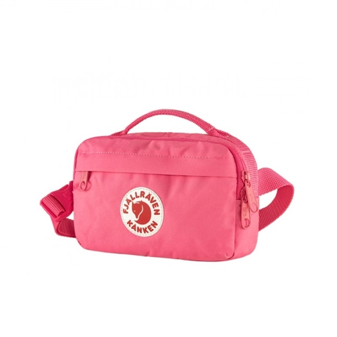 Fjallraven Kanken Hip Pack Peach Pink