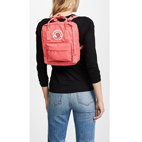 Fjallraven Kanken Mini Peach Pink