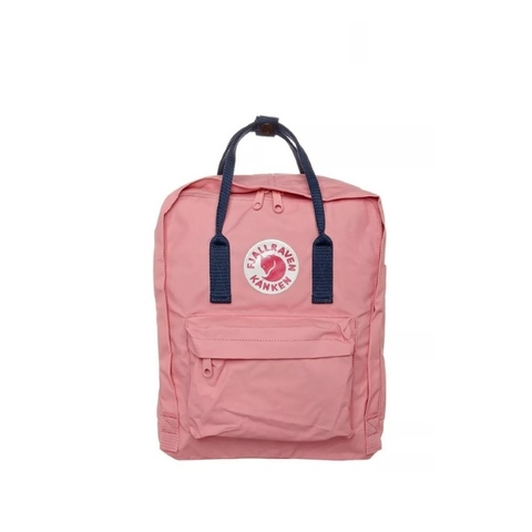 Fjallraven Kanken Mini Pink/Royal Blue