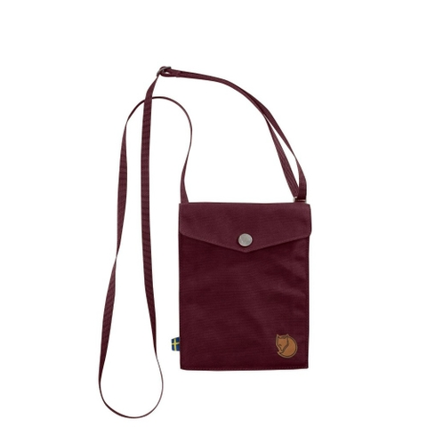 Fjallraven Pocket Bag Dark Garnet