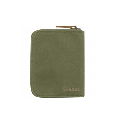 Fjallraven Zip Wallet Green