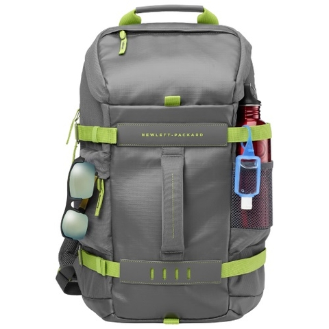 HP 15.6 Inch Odyssey Backpack Grey