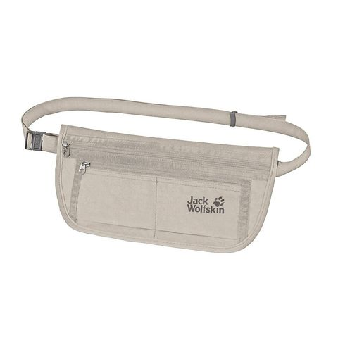 Jack Wolfskin Document Belt De Luxe Dusty Grey