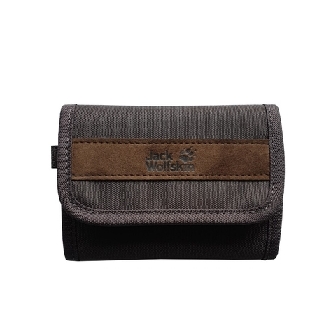Jack Wolfskin Embankment Wallet Brown