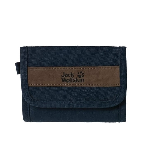 Jack Wolfskin Embankment Wallet Navy