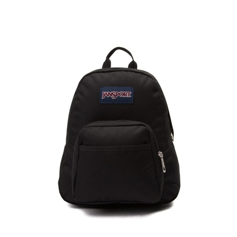 JanSport Half Pint Mini Backpack Black
