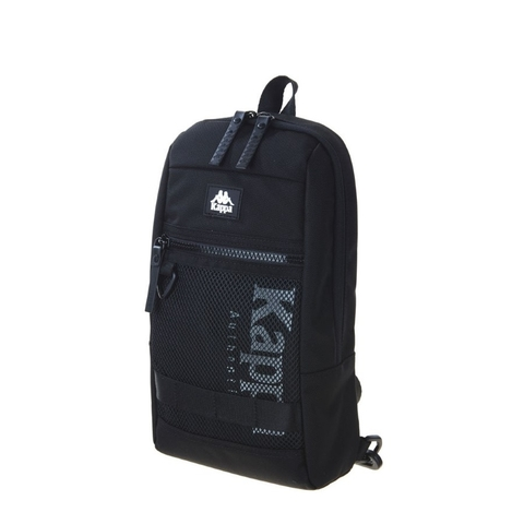 Kappa Sling Bag Black