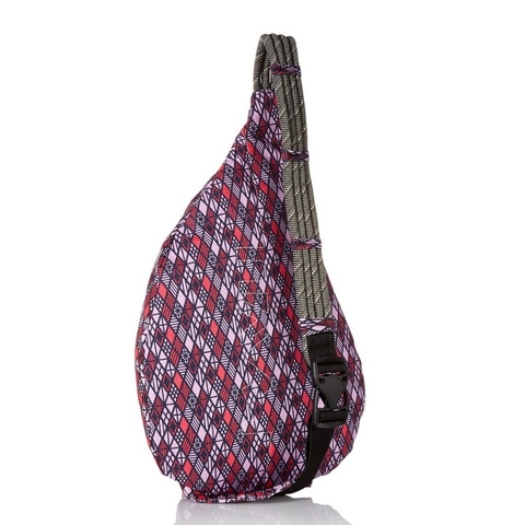 Kavu Rope Bag Diamonds