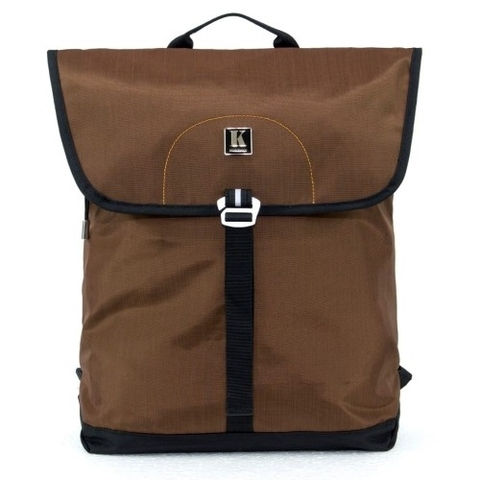 Kimtabags Leo Backpack Brown