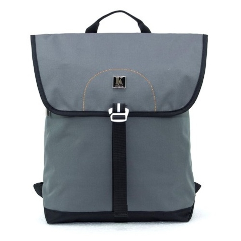Kimtabags Leo Backpack Grey