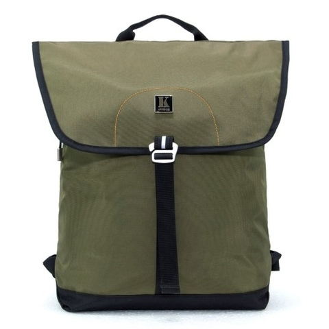 Kimtabags Leo Backpack Moss Green