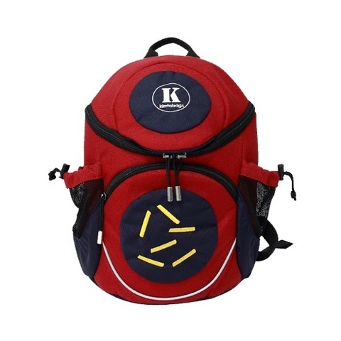 Kimtabags Starter Kid Backpack Red/Navy