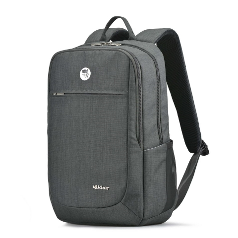 Balo Laptop Mikkor The Edwin Premier Graphite