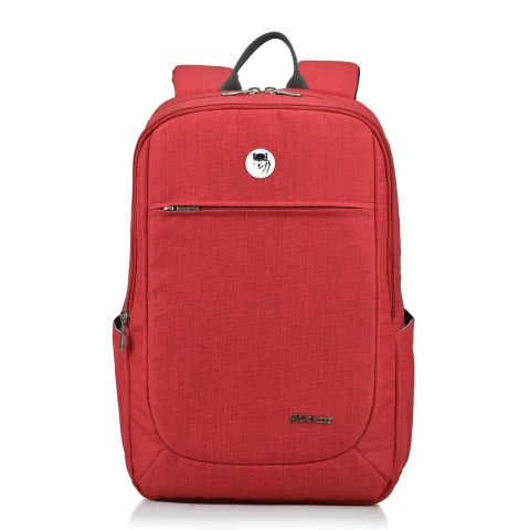 Balo Laptop Mikkor The Edwin Premier Red