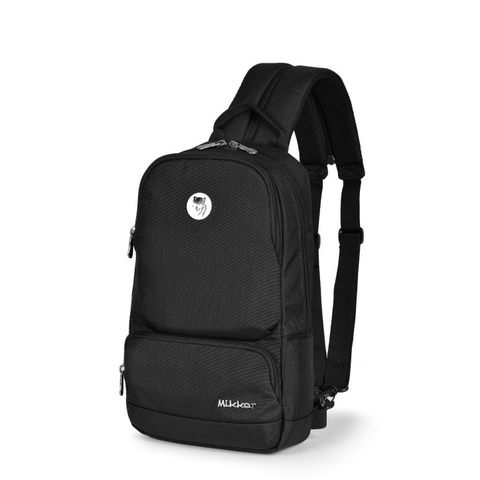 Mikkor The Betty Slingpack Black