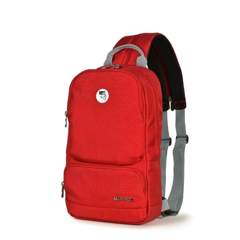 Mikkor The Betty Slingpack Red