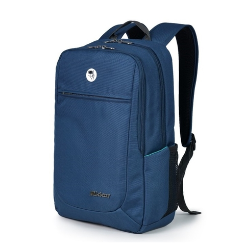 Mikkor The Edwin Backpack Navy