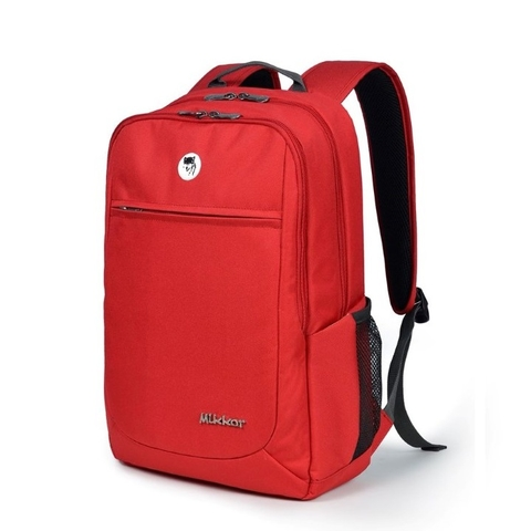 Mikkor The Edwin Backpack Red