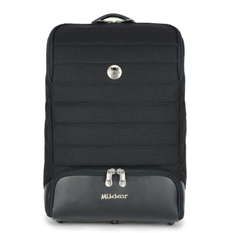 Mikkor The Igor Backpack Black