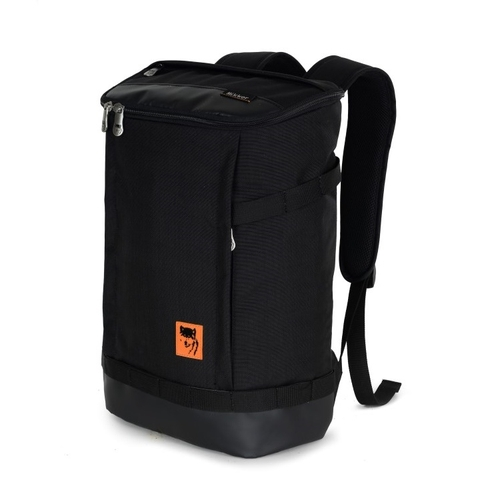Mikkor The Irvin Backpack Black