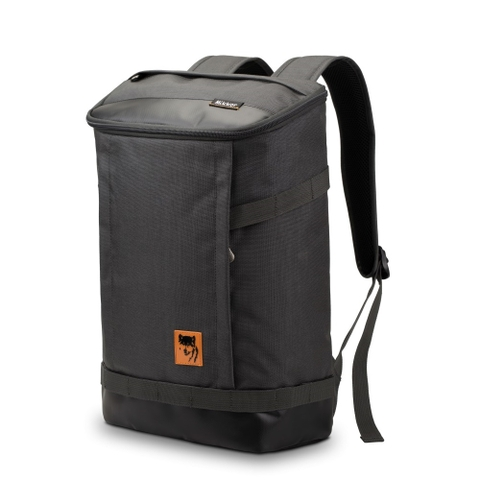Mikkor The Irvin Backpack Graphite