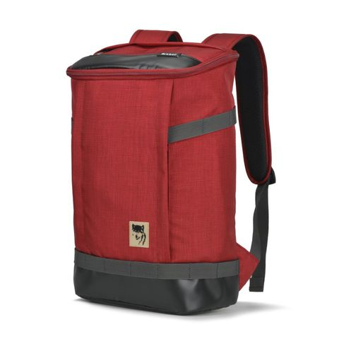 Mikkor The Irvin Backpack Red
