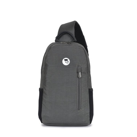 Mikkor The Jed Sling Dark Mouse Grey