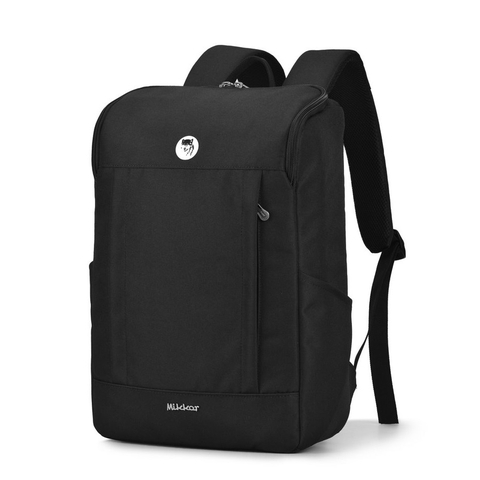 Balo laptop Mikkor The Kalino Black