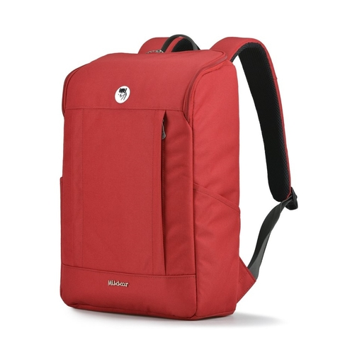 Balo laptop Mikkor The Kalino Red