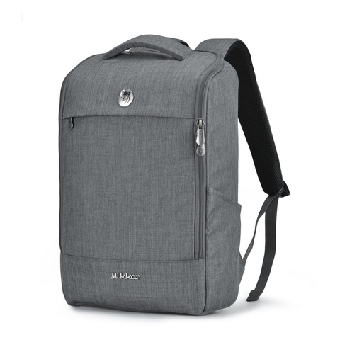 Balo laptop Mikkor The Lewie L.Grey