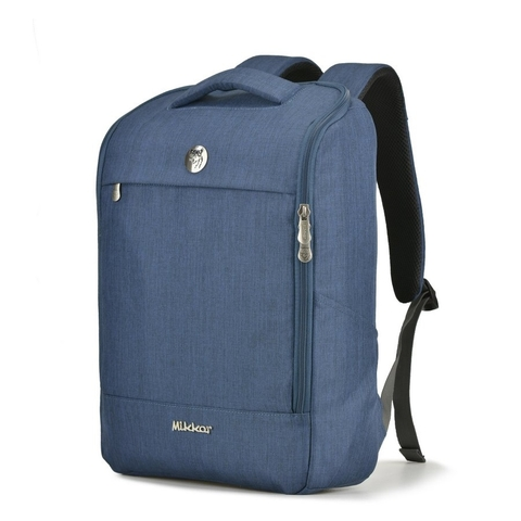 Balo laptop Mikkor The Lewie Navy