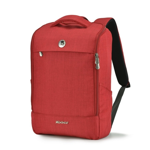Balo laptop Mikkor The Lewie Red