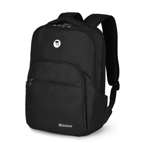 Mikkor The Maddox Backpack Black