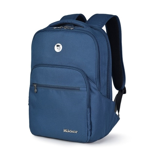 Mikkor The Maddox Backpack Navy