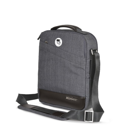 Mikkor The Norris Sling Dark Mouse Grey