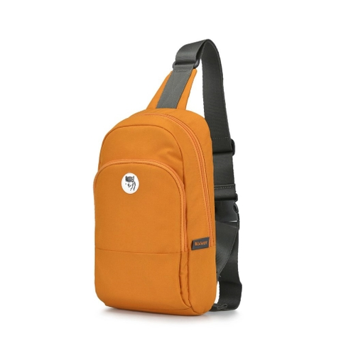Balo một quai Mikkor The Pax Orange