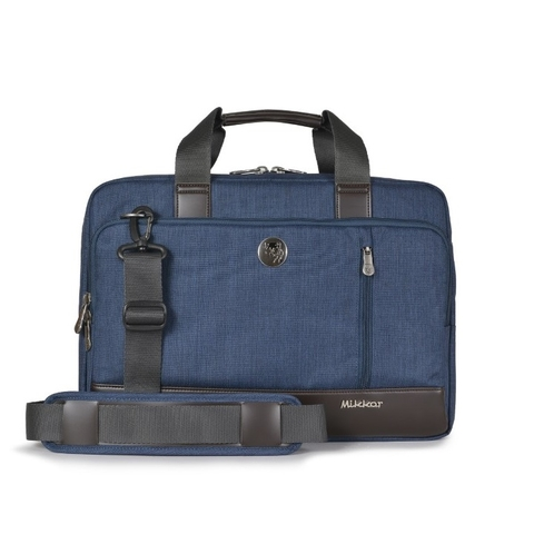 Mikkor The Ralph Briefcase Navy