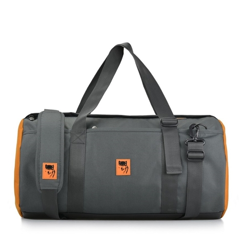 Túi thể thao du lịch Mikkor The Sporty Gear Graphite/Orange